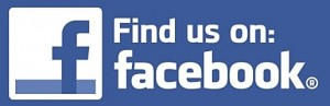 Facebook Find Us Social Media Network Marketing