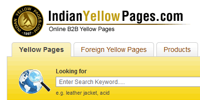 Directory : Indian Yellow Pages