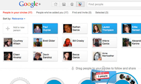 Google Plus is Alternative to Facebook