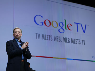 Google TV lets you seamlessly search all of the content on your TV, the web, and apps