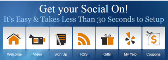 SocialAppsHQ is a company that helps small and medium businesses