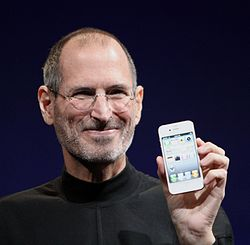 American computer entrepreneur and innovator. He was co-founder, chairman, and chief executive officer of Apple Inc.