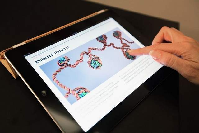 iBooks2 opens a new chapter in digital textbooks
