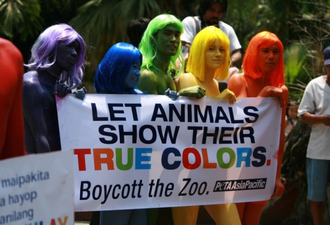 PETA Asia Pacific Activity – March 7th, 2012 in Kuala Lumpur