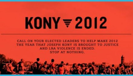 KONY 2012 is a film and campaign by Invisible Children