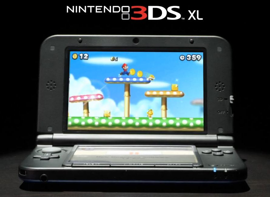 3DS XL Represents 'The Progress of Technology'