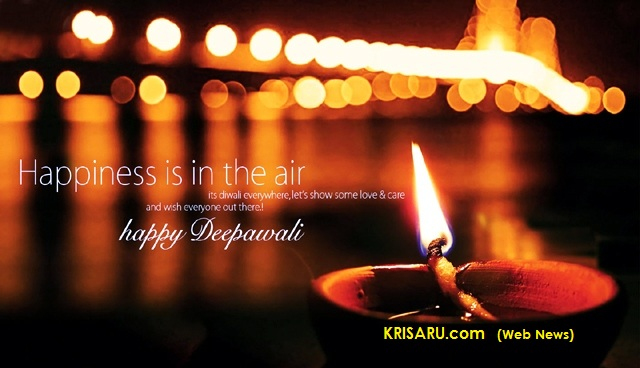 Greeting Happy Deepavali Hindu Indian Bollywood World Wishes