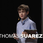 TED Speaker ~ Thomas Suarez: A 12-year-old App Developer