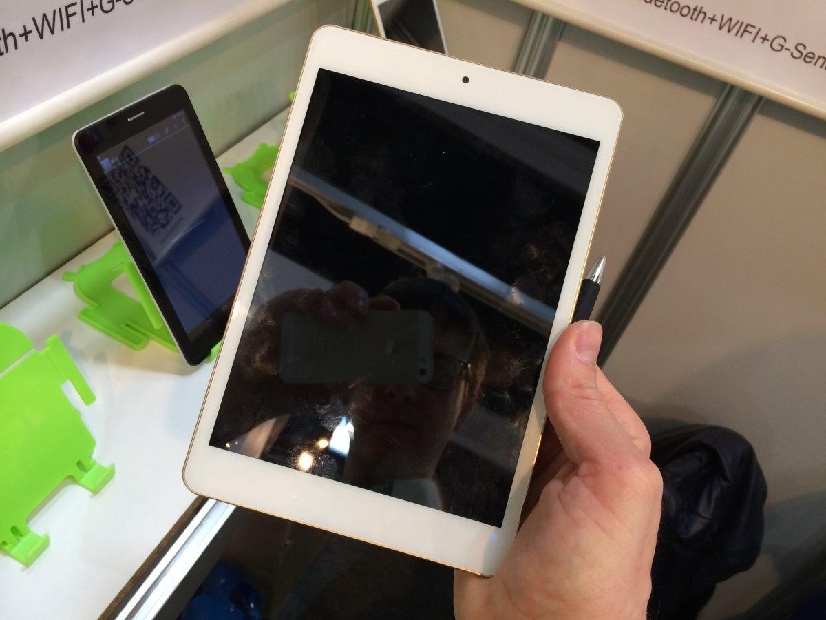 Gold iPad Mini